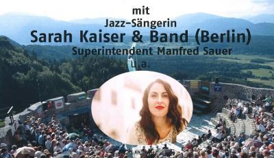 Ankündigung Musikalisches Abendlob 02.07.2017