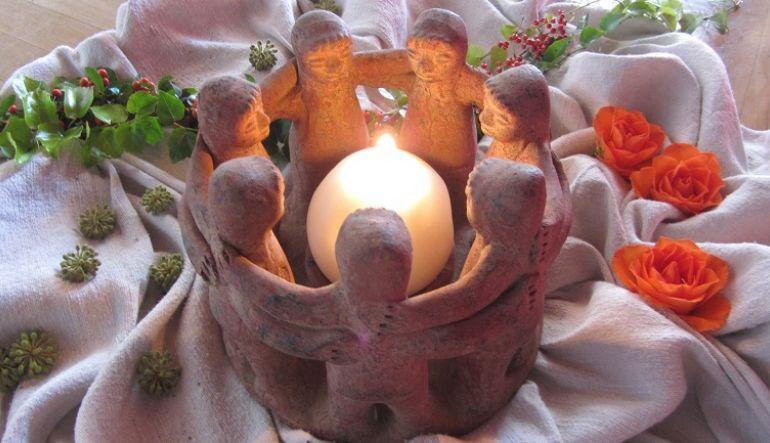 Bild 1: Schulung Spiritual Care