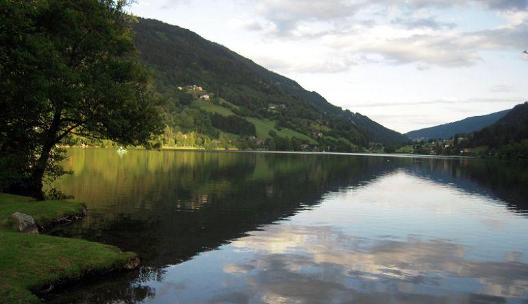 Abendstimmung in Feld am See (Foto Senior Guttner)
