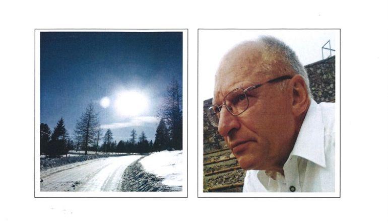 Gunter Spath und Winterbild
