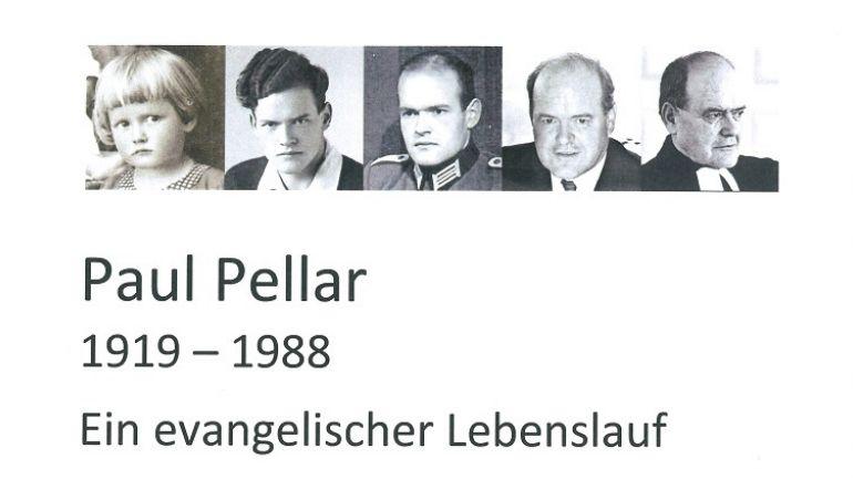 Ausschnitt der Einladung zur Sonderausstellung Paul Pellar