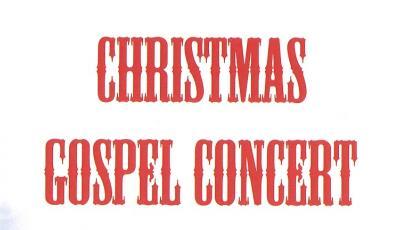 """Christmas Gospel Concert mit den """"Friends of Gospel"""""""