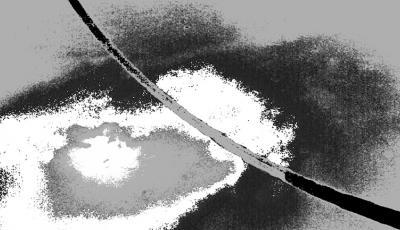 """Bild zur Ausstellung """"Schatten"""" (Manfred Pichler)"""