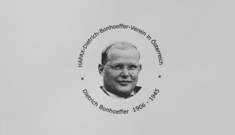 Logo von HAPAX Dietrich Bonhoeffer Verein in Österreich (Bildrechte Verein HAPAX)