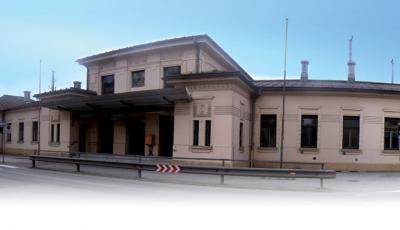 Foto Westbahnhof Villach - Sitz der Westbahnhoffnung Villach (Foto Samuel Rindlisbacher_cut)