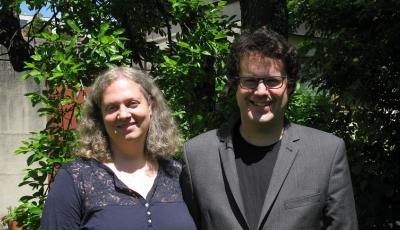 Pfr.in Sabine Schmoly und Pfr. Gregor Schmoly (Foto Stefanie Müller_cut)