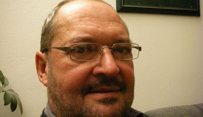 Schatzmeister Peter Briem (Bild cut - privat)